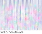 Купить «Абстрактный светлый фон с цветными бликами», иллюстрация № 23386023 (c) Николай Полыгалин / Фотобанк Лори