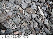 Купить «close up of granite stones», фото № 23404075, снято 23 июня 2016 г. (c) Syda Productions / Фотобанк Лори