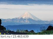 Купить «Камчатка, Кроноцкий вулкан», фото № 23463639, снято 25 июня 2016 г. (c) А. А. Пирагис / Фотобанк Лори