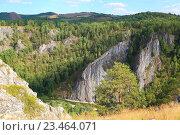 Мурадымовское ущелье. Стоковое фото, фотограф Петр Карташов / Фотобанк Лори