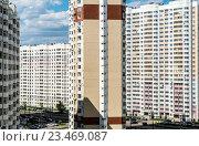 Купить «Урбанизация», фото № 23469087, снято 7 мая 2016 г. (c) Виктор Чекменев / Фотобанк Лори
