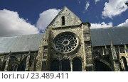Средневековый район города Тур, Франция (2016 год). Стоковое видео, видеограф Владимир Журавлев / Фотобанк Лори