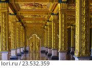 Купить «Wat Tha Sung Castle - Uthai Thani, Thailand», фото № 23532359, снято 31 августа 2016 г. (c) Natalya Sidorova / Фотобанк Лори