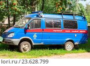 Служебный автомобиль следственного комитета Российской Федерации, фото № 23628799, снято 29 сентября 2016 г. (c) FotograFF / Фотобанк Лори