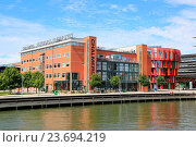 Chalmers University in Gothenburg in Sweden. Стоковое фото, фотограф Zoonar/Erich Meyer / age Fotostock / Фотобанк Лори