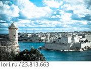 Купить «View of Valletta, Malta», фото № 23813663, снято 16 декабря 2010 г. (c) Яков Филимонов / Фотобанк Лори