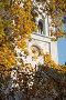 Калининградский областной театр кукол, часы на фасаде, фокус на часах. Историческое наследие Кёнигсберга, эксклюзивное фото № 23820935, снято 16 октября 2016 г. (c) Svet / Фотобанк Лори