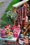 Торговля продуктами у дороги, фото № 23873931, снято 11 сентября 2015 г. (c) Голованов Сергей / Фотобанк Лори