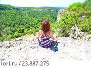 Свобода, Крым. Стоковое фото, фотограф Петр Карташов / Фотобанк Лори