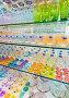 Colorful glassware in Siam Paragon mall, Bangkok, Thailand, фото № 23887811, снято 17 марта 2016 г. (c) Александр Подшивалов / Фотобанк Лори