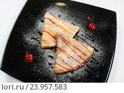 Купить «Завтрак», фото № 23957583, снято 19 февраля 2014 г. (c) Алексеев Сергей / Фотобанк Лори