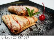 Купить «Завтрак», фото № 23957587, снято 19 февраля 2014 г. (c) Алексеев Сергей / Фотобанк Лори