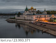 Купить «Свято-Троицкий Ипатьевский монастырь», фото № 23993371, снято 15 сентября 2016 г. (c) Николай Сачков / Фотобанк Лори