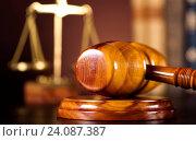 Купить «Law, legal code and scales of justice», фото № 24087387, снято 23 марта 2013 г. (c) easy Fotostock / Фотобанк Лори