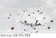 Купить «In search of perspectives . Mixed media», фото № 24151559, снято 13 июля 2020 г. (c) Sergey Nivens / Фотобанк Лори
