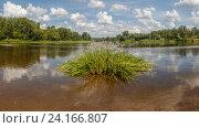 Лето на речке. Стоковое фото, фотограф Иван Железнов / Фотобанк Лори