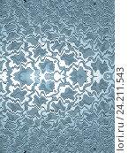 Купить «Абстрактный синий винтажный фон 3д», иллюстрация № 24211543 (c) Дудакова / Фотобанк Лори