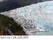Ледник Пиа. Огненная Земля (2014 год). Стоковое фото, фотограф Free Wind / Фотобанк Лори