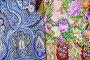 Шали и павловопосадские платки, эксклюзивное фото № 24231543, снято 31 августа 2016 г. (c) lana1501 / Фотобанк Лори