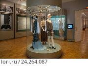 Купить «Экспозиция музея кружева. Вологда», эксклюзивное фото № 24264087, снято 21 августа 2016 г. (c) Pukhov K / Фотобанк Лори