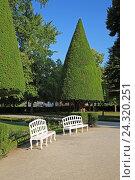 Купить «Germany, Bavaria, Roman tic Road, Wurzburg Residence court guards», фото № 24320251, снято 18 июня 2012 г. (c) mauritius images / Фотобанк Лори