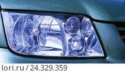 Купить «VW Bora, green, detail, headlight, car, passenger car, means transportation, front view, light, lighting, product photography», фото № 24329359, снято 21 ноября 2002 г. (c) mauritius images / Фотобанк Лори