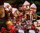 Christmas drinks in the amount of four pieces., фото № 24385855, снято 30 ноября 2016 г. (c) Gennadiy Poznyakov / Фотобанк Лори