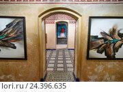 Купить «Africa, Morocco, Marrakech, Museum of Marrakech, exhibition, modern art,», фото № 24396635, снято 22 мая 2019 г. (c) mauritius images / Фотобанк Лори