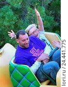 Купить «Gwen Stefani enjoys a day Disneyland Park with her three sons Anaheim, California. Featuring: Gwen Stefani, Kingston Rossdale, Zuma Rossdale, Apollo Rossdale...», фото № 24441775, снято 27 ноября 2015 г. (c) age Fotostock / Фотобанк Лори