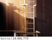 Купить «Industrial plant, boiler, rusts, conductor, detail, tank, warehouse tank, storage, industry, economy, factory, rung conductor, railing, handrail, promotion...», фото № 24486719, снято 4 ноября 2005 г. (c) mauritius images / Фотобанк Лори