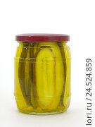 Купить «Glass, cucumber slices, cucumber glass, preserving jar, preserving jar, lid, closed, gherkins, gherkins, cucumbers, slices, preserves, bottled, vegetarian, vessel, glass, preserves,», фото № 24524859, снято 29 января 2009 г. (c) mauritius images / Фотобанк Лори