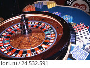 Купить «Casino, gamble, roulette, Spielcasino, card table, roulette-table, game, luck, profit, chance, loss, risk, addiction, game-addiction, enjoyments, conversation, plays, turns, Las Vegas,», фото № 24532591, снято 20 января 2018 г. (c) mauritius images / Фотобанк Лори