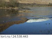 Купить «Scotland, Argyll and Bute, hole Awe,», фото № 24538443, снято 15 февраля 2010 г. (c) mauritius images / Фотобанк Лори