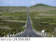 Купить «Portugal, island Madeira, Paul there Serra, country road,», фото № 24554683, снято 15 июня 2009 г. (c) mauritius images / Фотобанк Лори