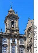 St. Francis Church, Porto. (2016 год). Стоковое фото, фотограф Юрий Брыкайло / Фотобанк Лори
