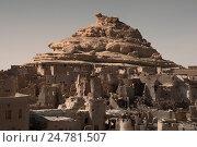Купить «Мир из глины. Оазис Сива. Египет», фото № 24781507, снято 30 января 2011 г. (c) nadegdaf / Фотобанк Лори