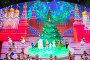 Кремлевская Новогодняя Елка, эксклюзивное фото № 24833151, снято 5 января 2017 г. (c) Михаил Ворожцов / Фотобанк Лори