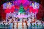 Кремлевская Новогодняя Елка, эксклюзивное фото № 24833159, снято 5 января 2017 г. (c) Михаил Ворожцов / Фотобанк Лори