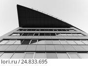 """Бизнес-центр """"Дельта Плаза"""" в Москве (2016 год). Редакционное фото, фотограф Станислав Краснов / Фотобанк Лори"""