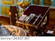 Церковная утварь. Стоковое фото, фотограф Лазаренко Светлана / Фотобанк Лори