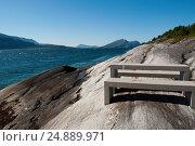 Blue fjord, фото № 24889971, снято 27 июля 2013 г. (c) Tamara Sushko / Фотобанк Лори