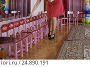 В детском саду. Стоковое фото, фотограф Лазаренко Светлана / Фотобанк Лори