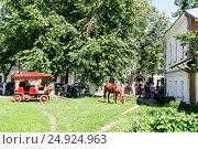 Suzdal street (2014 год). Редакционное фото, фотограф Денис Фоломеев / Фотобанк Лори