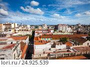 Купить «Old Havana», фото № 24925539, снято 7 июня 2011 г. (c) Андрей Армягов / Фотобанк Лори