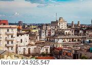 Купить «Old Havana», фото № 24925547, снято 7 июня 2011 г. (c) Андрей Армягов / Фотобанк Лори