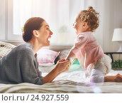 Купить «Happy loving family», фото № 24927559, снято 19 января 2017 г. (c) Константин Юганов / Фотобанк Лори