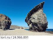 Picturesque Playa de Los Muertos. Spain (2016 год). Стоковое фото, фотограф Alexander Tihonovs / Фотобанк Лори