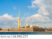 Петропавловская крепость, Санкт-Петербург, Россия, фото № 24990271, снято 3 октября 2016 г. (c) Зезелина Марина / Фотобанк Лори