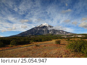 Купить «Козельский вулкан», фото № 25054947, снято 20 сентября 2015 г. (c) Павел Ившин / Фотобанк Лори
