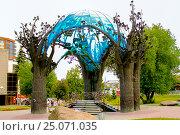 Купить «Сфера любви, город Челябинск», фото № 25071035, снято 21 июня 2014 г. (c) Хайрятдинов Ринат / Фотобанк Лори